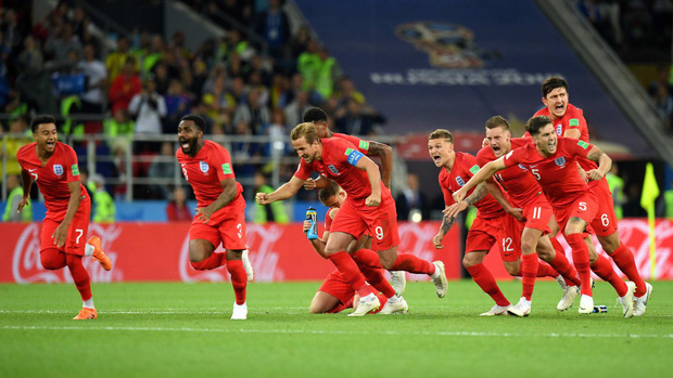 Thắng luân lưu siêu kịch tính, Anh vào tứ kết World Cup sau 12 năm - Ảnh 5.