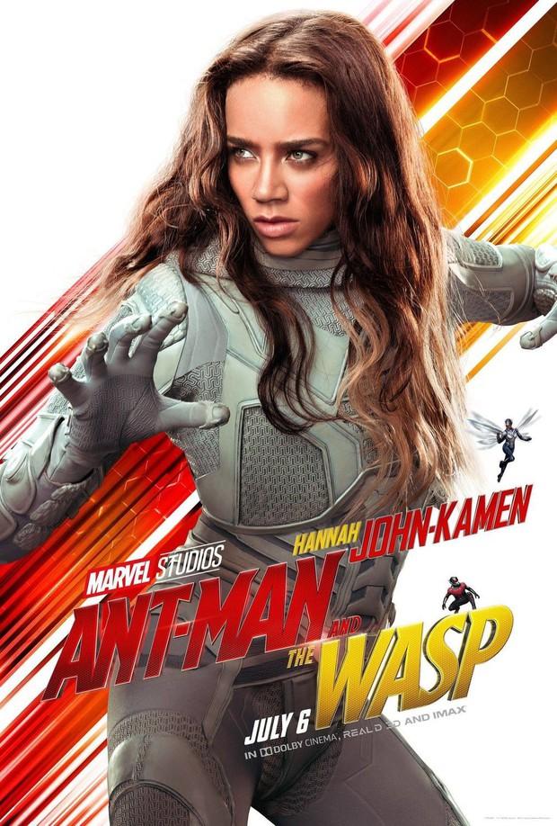 """Ghost – """"Bóng ma"""" một mình cân cả hai anh chị Ong Kiến trong Ant-Man and The Wasp - Ảnh 4."""