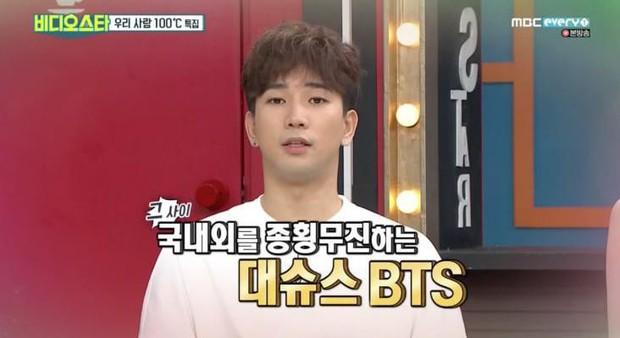 Quay show với bạn trai, nữ diễn viên này vẫn ngang nhiên chọn V (BTS) là hình mẫu lý tưởng! - Ảnh 3.