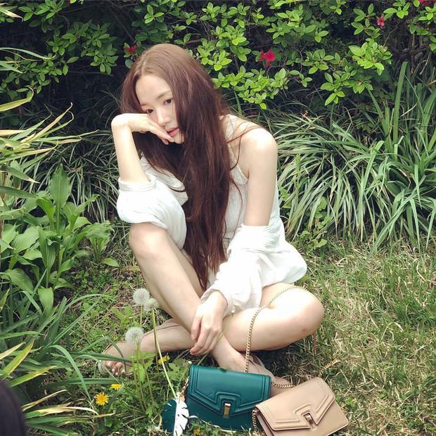 Hết Park Seo Joon, lại đến Park Min Young chứng minh: Đẹp thì lội bùn, mò cua bắt ốc cũng vẫn đẹp! - Ảnh 7.