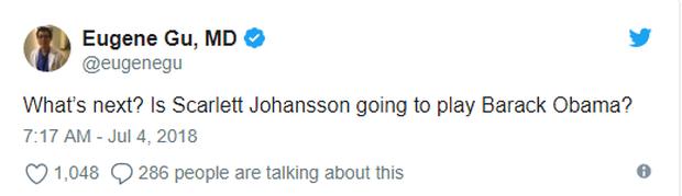 Bị ném đá vì vào vai người chuyển giới, mỹ nhân gợi tình Scarlett Johansson phản pháo - Ảnh 5.