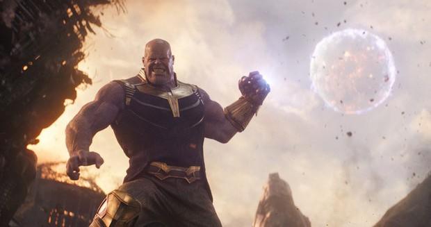 Có đến 30 phút khuyến mãi về Anh Khoai Tím Thanos trong Avengers: Infinity War bản DVD - Ảnh 1.