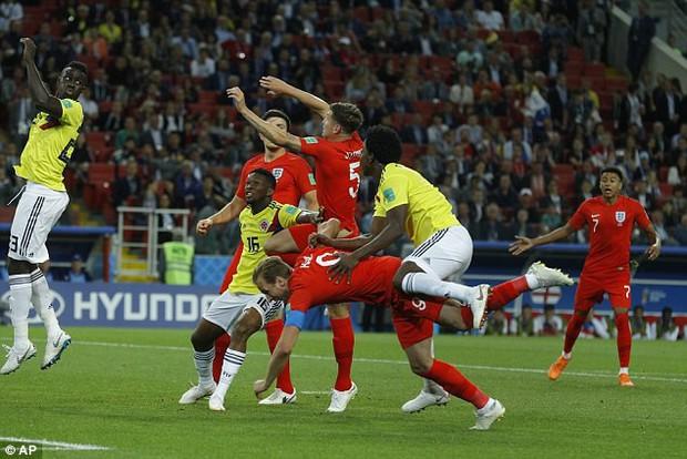 Gần 200.000 CĐV Colombia ký tên yêu cầu FIFA cho đá lại trận gặp Anh - Ảnh 1.
