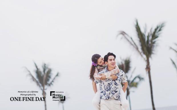 Cặp đôi nàng 46 chàng 29 ồn ào nhất showbiz Hàn khoe bộ ảnh cưới độc và lung linh như phim tại Hội An, Sài Gòn - Ảnh 8.