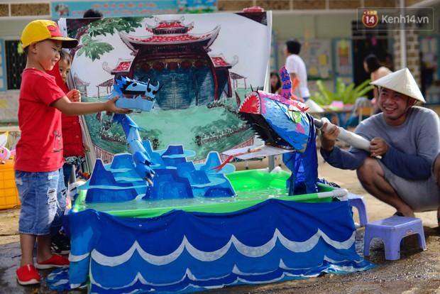 Thêm một hành trình tiếp nối yêu thương của Sunbox: Từ vỏ chai nhựa bỏ đi, các bạn đã dựng nên một rạp rối lưu động cho trẻ em miền cao - Ảnh 12.