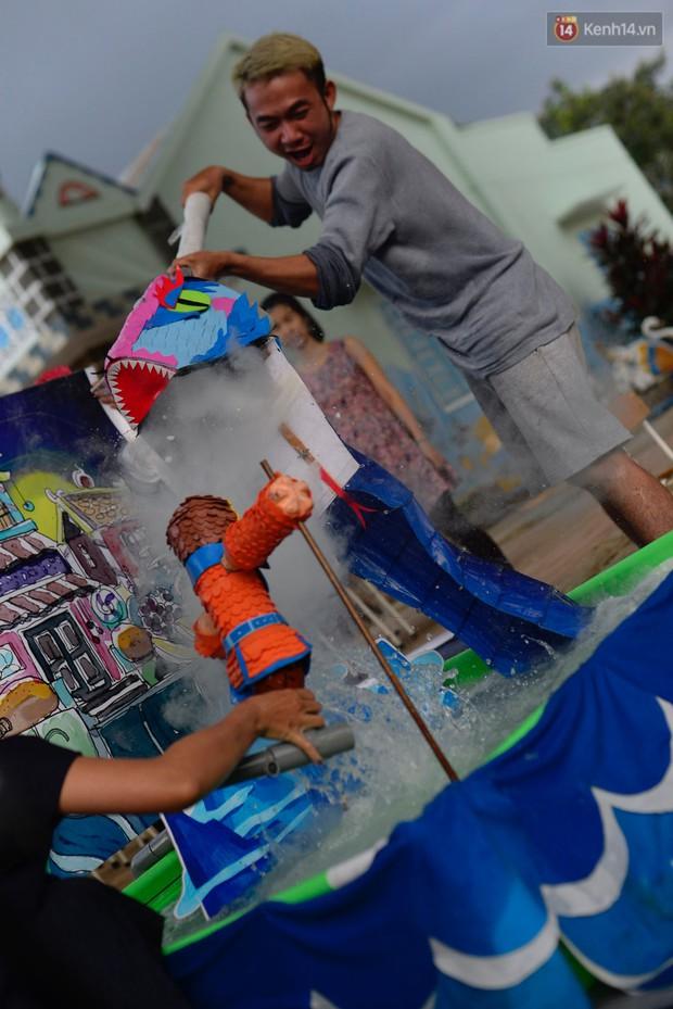 Thêm một hành trình tiếp nối yêu thương của Sunbox: Từ vỏ chai nhựa bỏ đi, các bạn đã dựng nên một rạp rối lưu động cho trẻ em miền cao - Ảnh 8.