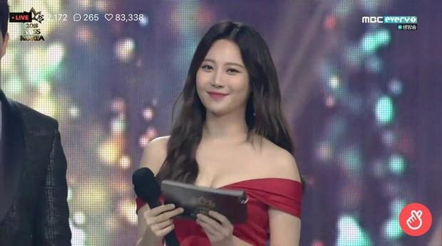 Dở khóc dở cười tại Hoa hậu Hàn Quốc 2018: Mẹ Kim Tan và mỹ nhân Kpop quá đẹp, chiếm hết spotlight của Tân Hoa hậu - Ảnh 14.