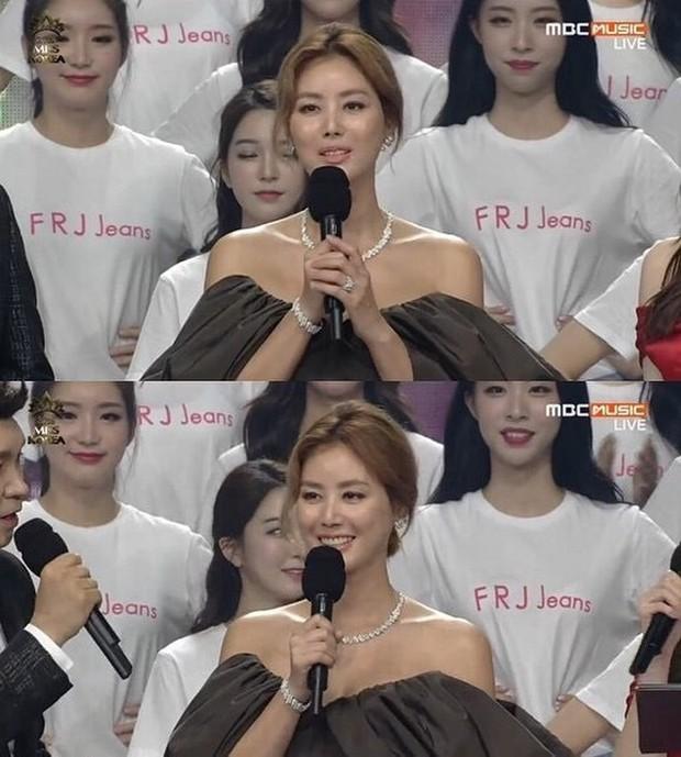 Dở khóc dở cười tại Hoa hậu Hàn Quốc 2018: Mẹ Kim Tan và mỹ nhân Kpop quá đẹp, chiếm hết spotlight của Tân Hoa hậu - Ảnh 9.