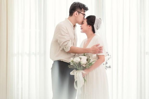 Gào khoe bộ ảnh cưới siêu hạnh phúc cùng chồng và 3 em bé - Ảnh 15.
