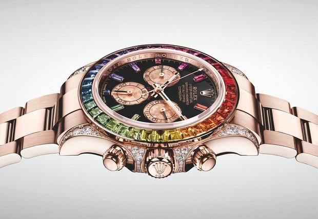 Những sự thật thú vị đằng sau mức giá đắt đỏ của đồng hồ Rolex mà không phải ai cũng biết - Ảnh 3.