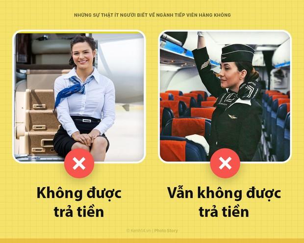 5 bí mật trong nghề tiếp viên hàng không mà có thể đến giờ bạn vẫn chưa từng nghe đến - Ảnh 3.
