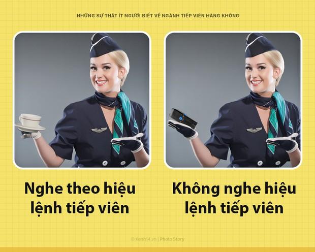 5 bí mật trong nghề tiếp viên hàng không mà có thể đến giờ bạn vẫn chưa từng nghe đến - Ảnh 4.