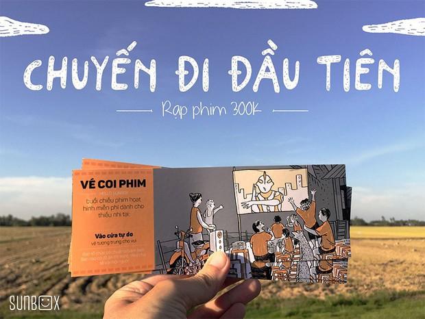 Thêm một hành trình tiếp nối yêu thương của Sunbox: Từ vỏ chai nhựa bỏ đi, các bạn đã dựng nên một rạp rối lưu động cho trẻ em miền cao - Ảnh 1.