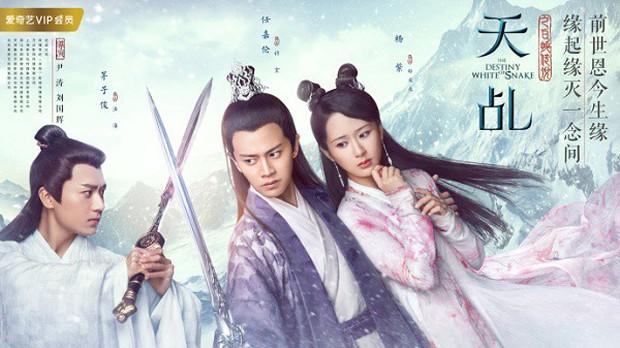 Phim truyền hình Hoa Ngữ tháng 7: Thẩm Nguyệt cùng dàn F4 đối đầu Triệu Lệ Dĩnh, Dương Tử và Lộc Hàm - Ảnh 19.