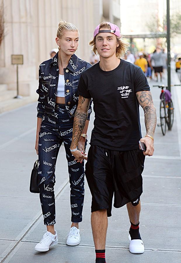 Justin Bieber Hailey Baldwin đính hôn sau khi tái hợp 1 tháng - Ảnh 1.