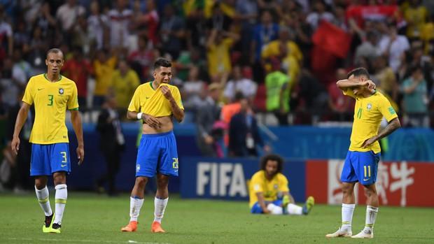 Tạm biệt Neymar! Bỉ loại Brazil khỏi World Cup 2018 - Ảnh 4.