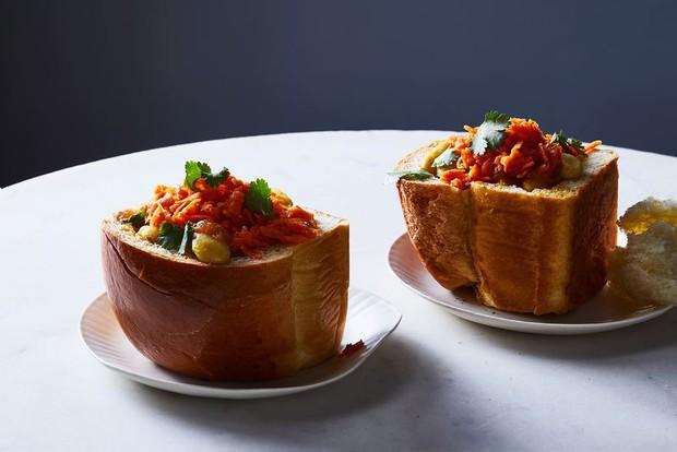 Độc đáo món bánh mì khoét ruột có cái tên dễ thương của đất nước Nam Phi - Ảnh 5.