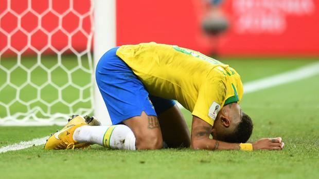 Tạm biệt Neymar! Bỉ loại Brazil khỏi World Cup 2018 - Ảnh 3.