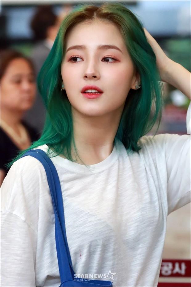 Suzy, Yoona có lẽ phải nhường ngôi vị nữ hoàng mặt mộc cho thiên thần lai Nancy sau loạt ảnh này! - Ảnh 6.