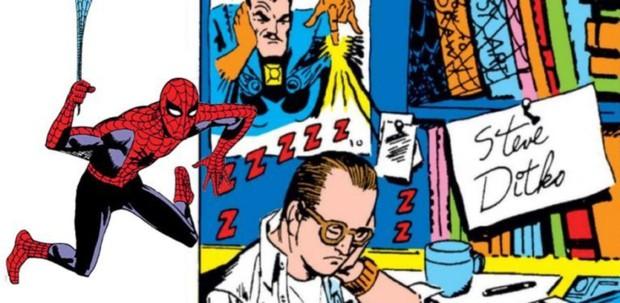 Cha đẻ của Spider-Man, Doctor Strange qua đời cô độc ở tuổi 90 - Ảnh 4.