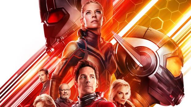 Bằng chứng cho sự thừa thãi của bộ đôi Ong Kiến Ant-Man and the Wasp ở vũ trụ Marvel - Ảnh 4.