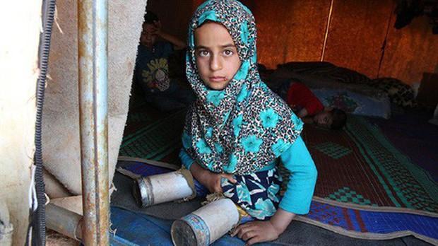 Kết thúc có hậu của cô bé Syria có đôi chân lon thiếc - Ảnh 4.