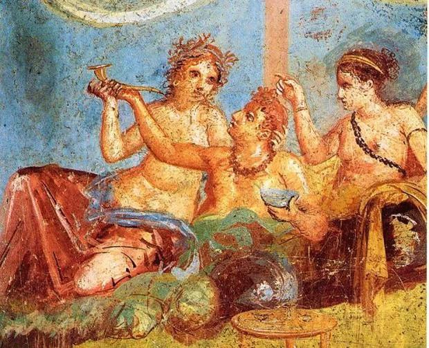 Những sự thật khó tin về cuộc sống của người La Mã cổ: đánh răng bằng nước tiểu, ăn no quá nôn luôn tại bàn - Ảnh 7.
