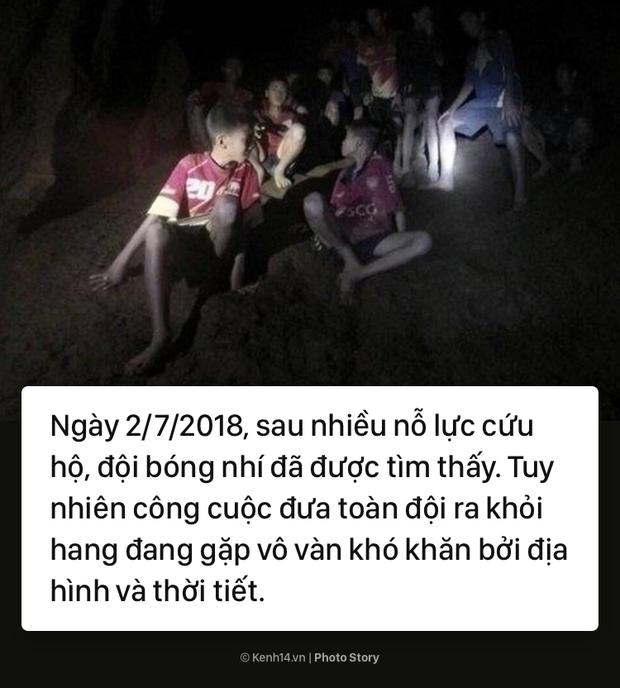 Những khó khăn chồng chất trong suốt nửa tháng giải cứu đội bóng Thái Lan - Ảnh 17.