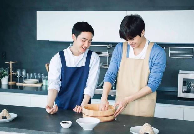 Kai (EXO) trổ tài làm bánh mỳ Việt Nam trong show thực tế mới - Ảnh 5.