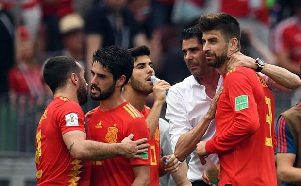 Cựu HLV Barca là thuyền trưởng mới của tuyển Tây Ban Nha - Ảnh 2.