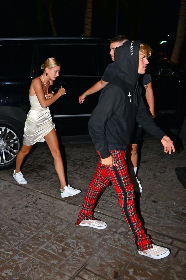 Hành trình tình yêu lúc hợp lúc tan của Justin Bieber và Hailey Baldwin trước khi đính hôn - Ảnh 6.