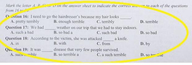 Phụ huynh bức xúc vì đề thi Thật tuyển sinh lớp 10 có 15 câu trùng với đề thi Thử của 1 trung tâm dạy thêm - Ảnh 3.