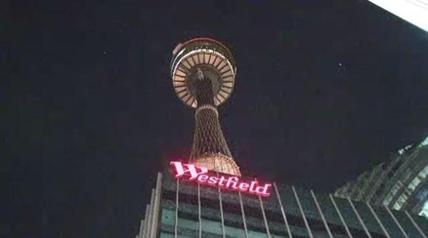 Một người đàn ông chết do bị rơi từ Tháp Sydney - Ảnh 1.