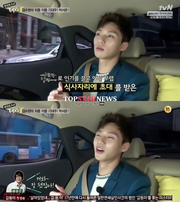 Không phải thư kí Kim, đây mới là mẫu người yêu lý tưởng của phó chủ tịch Park Seo Joon! - Ảnh 1.
