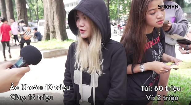 Sneaker Fest 2018: Rich Kid Việt bóc set đồ trăm triệu - Ảnh 2.