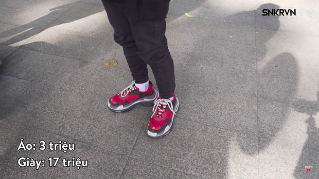 Sneaker Fest 2018: Rich Kid Việt bóc set đồ trăm triệu - Ảnh 13.