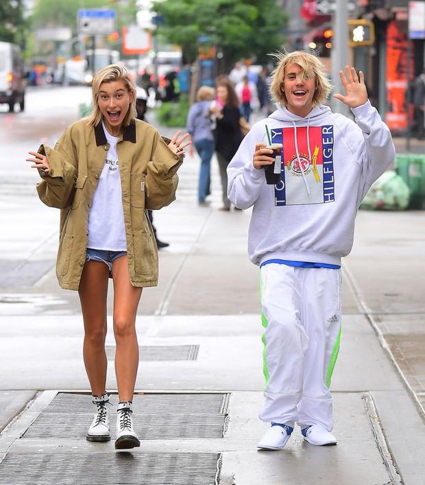 Hành trình tình yêu lúc hợp lúc tan của Justin Bieber và Hailey Baldwin trước khi đính hôn - Ảnh 7.