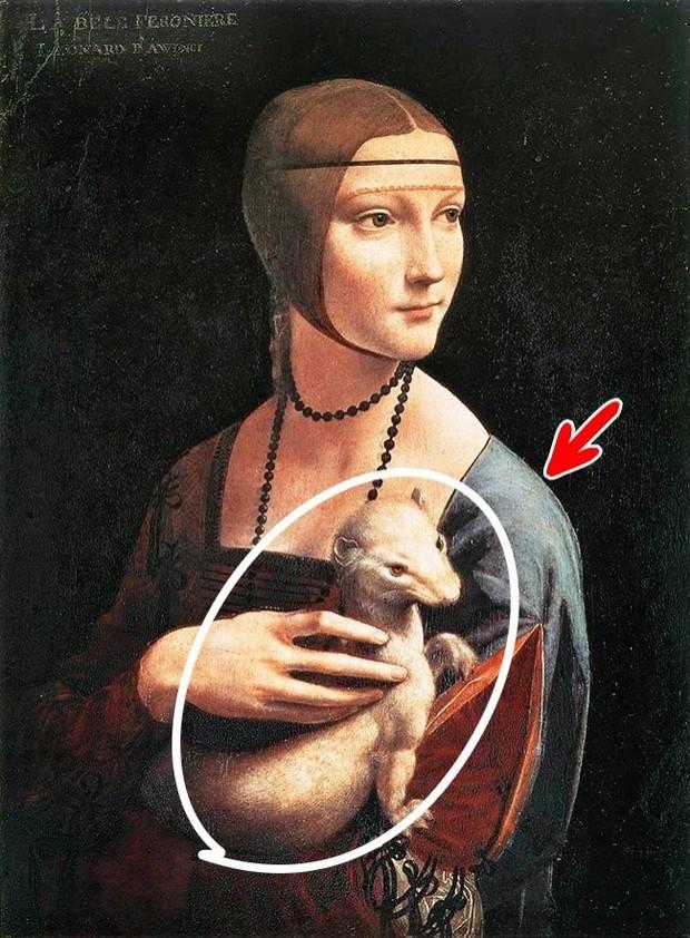 Bí ẩn trong các bức họa trăm triệu đô của Leonardo da Vinci: bí mật được bật mí - Ảnh 4.