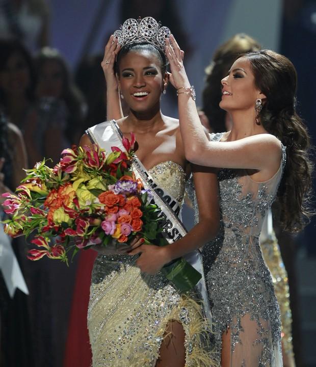 Da nâu, tóc ngắn, body săn chắc - HHen Niê toàn sở hữu nét đẹp của các Hoa hậu đạt giải cao trên đấu trường quốc tế - Ảnh 3.