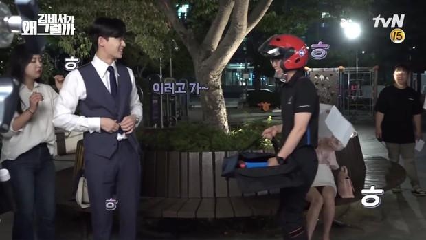 Đợi gần một tuần, fan mới được xem hậu trường đám cưới ngọt lịm của Park - Park trong Thư Ký Kim - Ảnh 8.