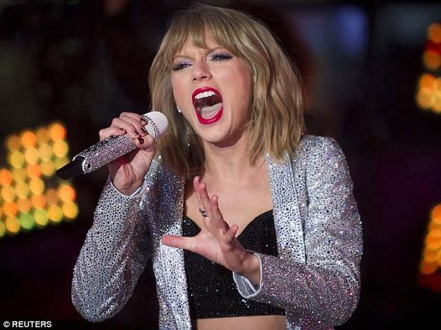 Taylor Swift bị máy móc đạo phong cách viết nhạc: Rất khá, nhưng vẫn chưa đủ đẳng cấp! - Ảnh 3.