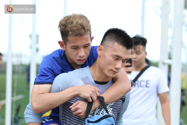 Hồng Duy Pinky tâm sự xúc động khi phải chia tay U23 Việt Nam - Ảnh 2.
