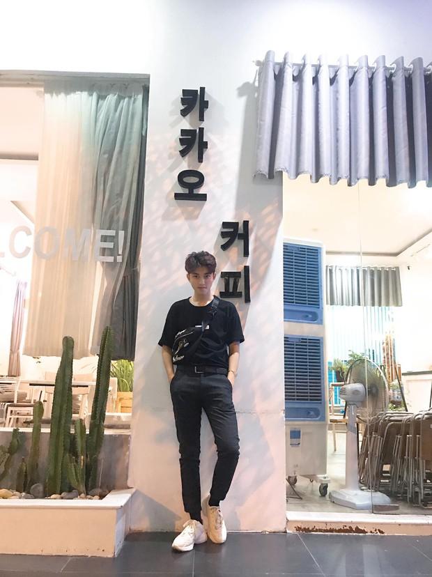Mỹ nam Tik Tok sinh năm 1999 tại Đà Nẵng: Quay clip cute, mặt xinh miễn bàn! - Ảnh 7.