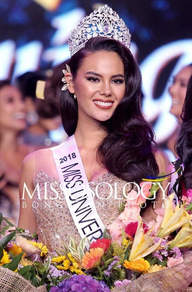 Missosology công bố BXH đầu tiên của HHHV 2018: HHen Niê lọt Top 5, người đẹp chuyển giới Tây Ban Nha giành vương miện - Ảnh 4.