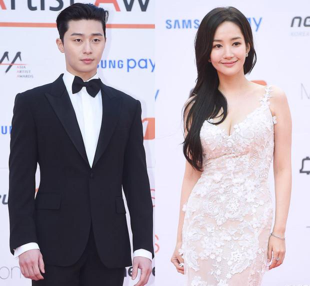 Dính tin đồn hẹn hò bí mật với Park Min Young, Park Seo Joon đứng ra phân tích từng bằng chứng của netizen Hàn - Ảnh 1.