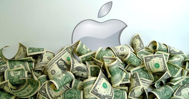 10 năm trước bỏ 1000 USD mua cổ phiếu Apple, giờ ngồi chơi cũng đủ tiền sắm chục chiếc iPhone X - Ảnh 1.
