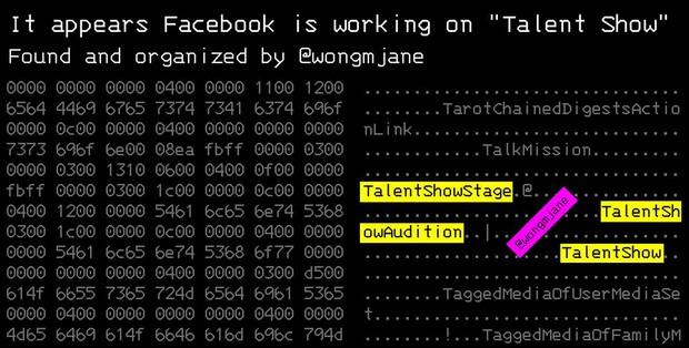 Phát hiện Facebook ém hàng tính năng tìm kiếm tài năng ca nhạc, chưa biết bao giờ sẽ tung ra - Ảnh 1.