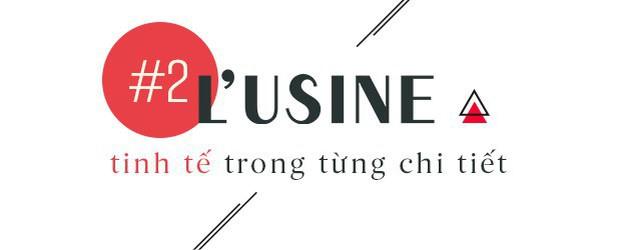 L'Usine – Điểm hẹn văn hóa giữa lòng Sài Gòn - Ảnh 5.