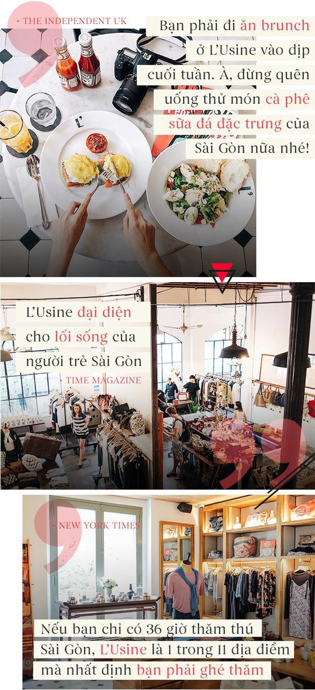 L'Usine – Điểm hẹn văn hóa giữa lòng Sài Gòn - Ảnh 6.