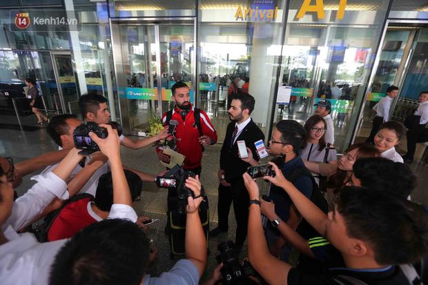 Đối thủ đầu tiên đổ bộ đến Hà Nội, sẵn sàng đối đầu U23 Việt Nam - Ảnh 6.